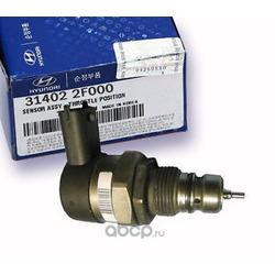 Регулятор давления топлива киа соренто (Hyundai-KIA) 314022F000
