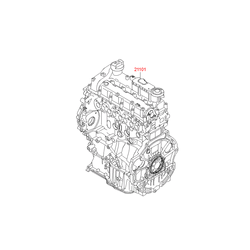 Купить дизельные двигатели Киа Спортейдж 3 (Hyundai-KIA) Z62612FZ00