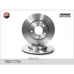 Тормозные диски (FENOX) TB217755