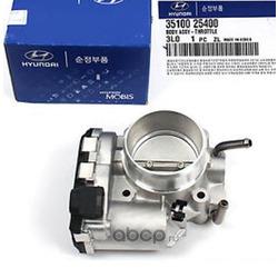 Дроссельная заслонка (Hyundai-KIA) 3510025400