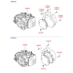 АКПП (Hyundai-KIA) 4500039146