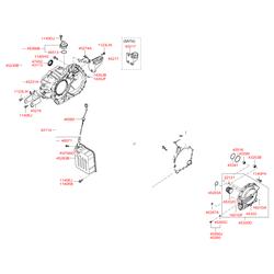 Купить датчик распредвала Киа Спортейдж 2 (Hyundai-KIA) 4262039100