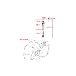 Спидометр Киа Спортейдж 2 (Hyundai-KIA) 4362139700