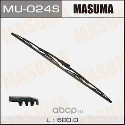 Дворник передний левый (Masuma) MU024S