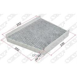 Салонный фильтр (Sat) STA2118300018