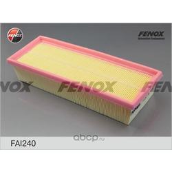 Воздушный фильтр (FENOX) FAI240