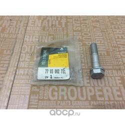 Болт крепления амортизатора Рено Дастер купить (RENAULT) 7703002731