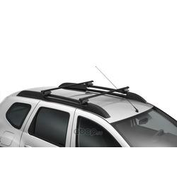 Багажник на крышу автомобиля Рено Дастер 2012 купить (RENAULT) 738200208R