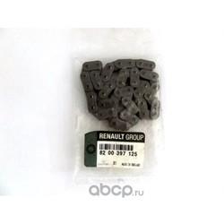 Рено Дастер грм цепь цена (RENAULT) 8200397125