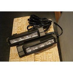 Дневные ходовые огни для Рено Дастер оригинал купить (RENAULT) 8201296384
