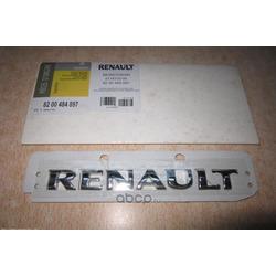 Логотип Рено Дастер (RENAULT) 8200484897