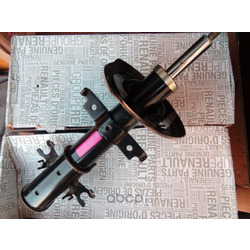 Передний амортизатор Рено Лагуна 3 1 5 дизель цена (RENAULT) 543028512R