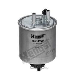 Топливный фильтр (Hengst) H431WK