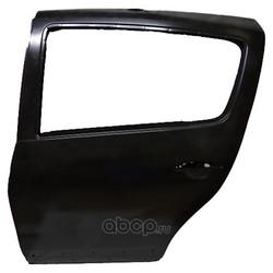 Задняя дверь на Рено Логан 2008 цена (RENAULT) 821018232R