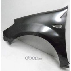 Крыло переднее левое Рено Логан 2014 года купить (RENAULT) 631019276R