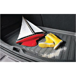 Коврик в багажник Рено Меган 3 универсал дизель купить (RENAULT) 7711425500