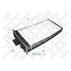 Салонный фильтр (Stellox) 7110175SX