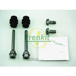 Ремкомплект заднего суппорта Рено Сценик 1 цена (Frenkit) 808020