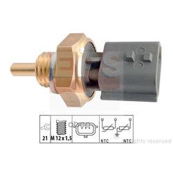 Датчик температуры охлаждающей жидкости Рено Симбол купить (EPS) 1830365