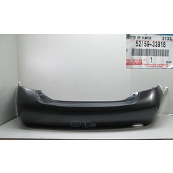 Тойота Камри 2010 бампер (TOYOTA) 5215933918