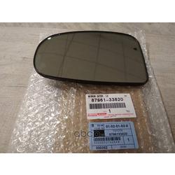 Зеркальный элемент Тойота Камри v40 (TOYOTA) 8796133820