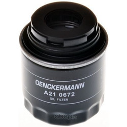 Фильтр масляный фольксваген поло cедан (Denckermann) A210672