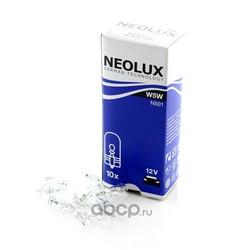 Лампа накаливания, фонарь указателя поворота (Neolux) N501