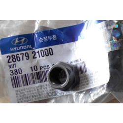 ГАЙКА МЕТАЛЛИЧЕСКАЯ (Hyundai-KIA) 2867921000