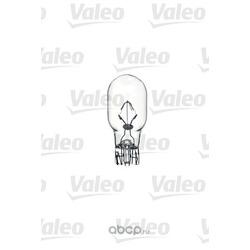 Лампа накаливания W16W (W2.1x9.5d), 12В 16Вт (Valeo) 032215