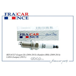 Свеча зажигания 1 электрод массы (Francecar) FCR211044