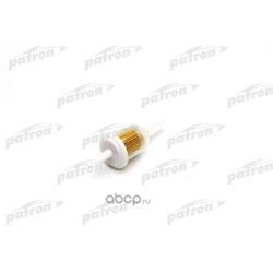 Фильтр топливный BMW:E21,E28,E30/FORD:ESCORT,FIESTA/SEAT:IBIZA/LADA:2101-21099 70-/OPEL:Kadett E,Omega A 1984-94 (PATRON) PF3079