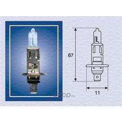 Лампа накаливания, фара дальнего света (MAGNETI MARELLI) 002551100000