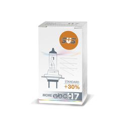Лампа 12V H7 55W PX26d Standard +30% (SVS) 0200006000