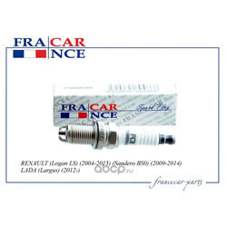 Свеча зажигания 2 электрода массы (Francecar) FCR211057
