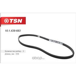 Ремень поликлиновой (TSN) 101438683