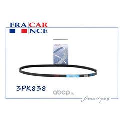 Ремень поликлиновой 3PK838 (Francecar) FCR211214
