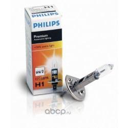 Лампа накаливания, фара дальнего света (Philips) 12258PRC1
