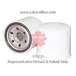 Фильтр масляный (Sakura) C1220