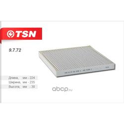 Фильтр салона (TSN) 9772