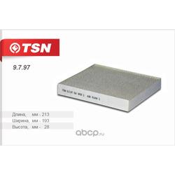 Фильтр салона (TSN) 9797