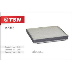 Фильтр салона (TSN) 97547