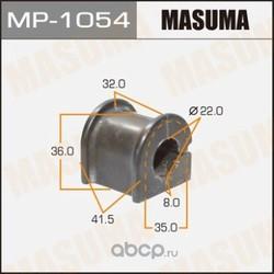 Втулка резиновая СПУ (Masuma) MP1054