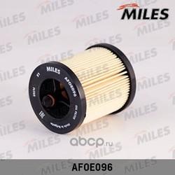 Фильтр масляный OPEL ASTRA G/VECTRA B/INSIGNIA/ZAFIRA 2.0T/2.2 (Miles) AFOE096
