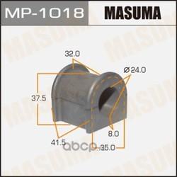 Втулка резиновая СПУ (Masuma) MP1018