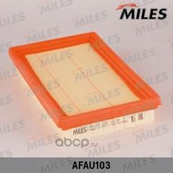 Фильтр воздушный KIA RIO 1.3-1.5 00- (Miles) AFAU103