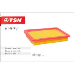 Фильтр воздушный (TSN) 91481PU