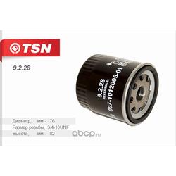 Фильтр масляный (TSN) 9228