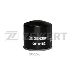 Фильтр масляный (Zekkert) OF4182