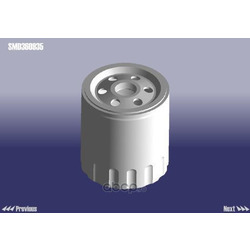 Масляный фильтр (CHERY) SMD360935
