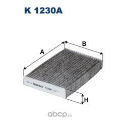 Фильтр, воздух во внутренном пространстве (Filtron) K1230A